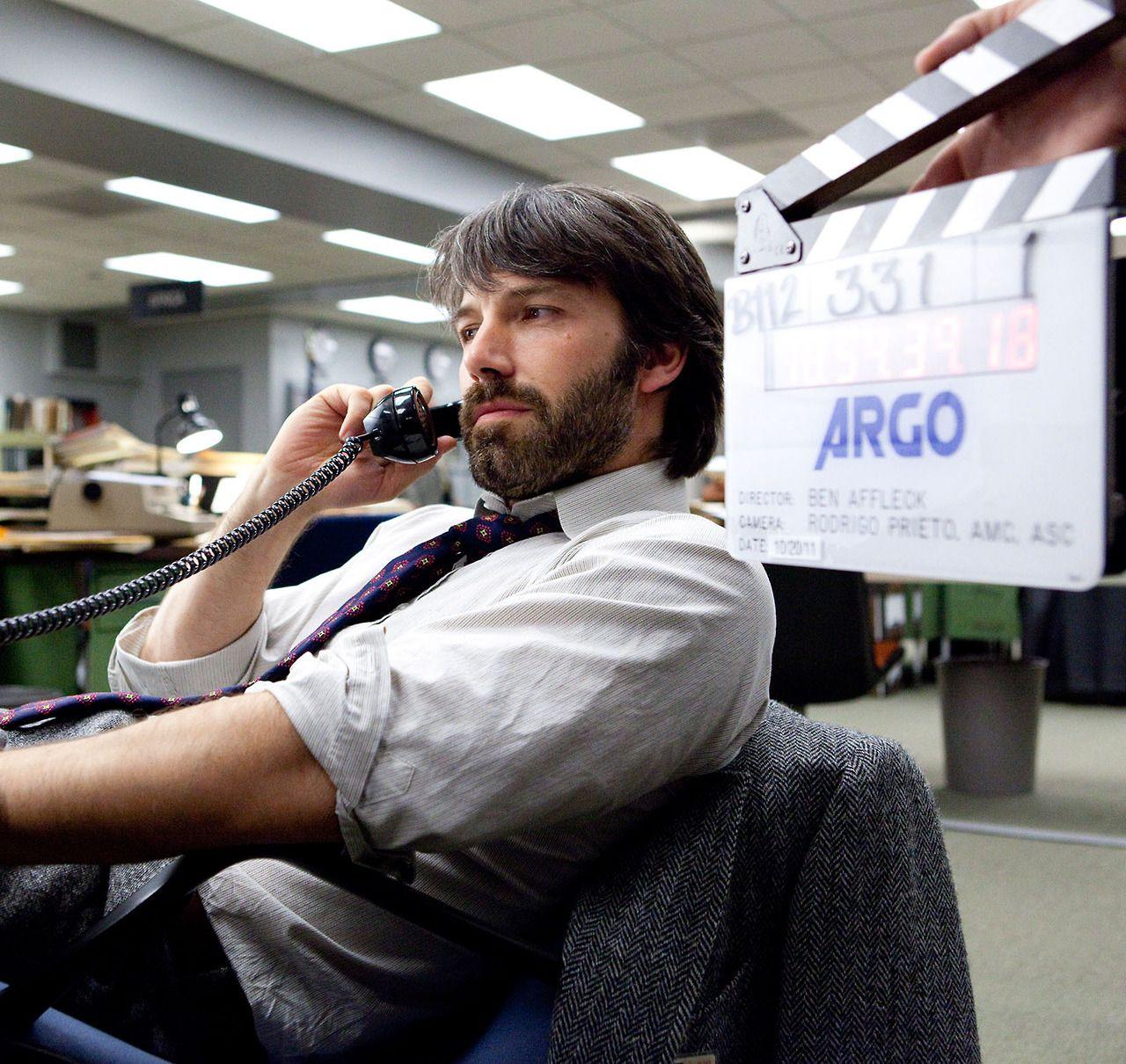"Ben Affleck en ""Argo"", 2012 | Ben affleck, Argo, Film studies"