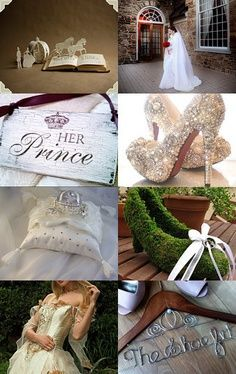 Fairytale Wedding Theme |- For more amazing finds and Inspiration visit us at Brides Book