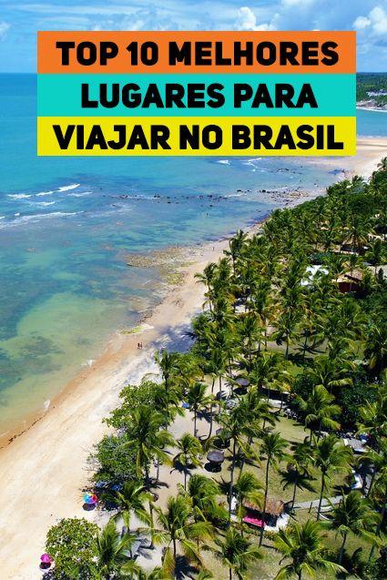 Listamos 10 lugares maravilhosos para viajar no Brasil. Tem destinos no Brasil para todos os gostos. #brasil #viagem #praia #férias #viagemnobrasil #portodegalinhas #bahia #arraialdocabo #lencoismaranheneses #gramado #ceara #jericoacoara #jeri #maragogi #alagoas #pernambuco #maranhao #belemdopara #chapadadosveadeiros #trancoso #joaopessoa #paraiba