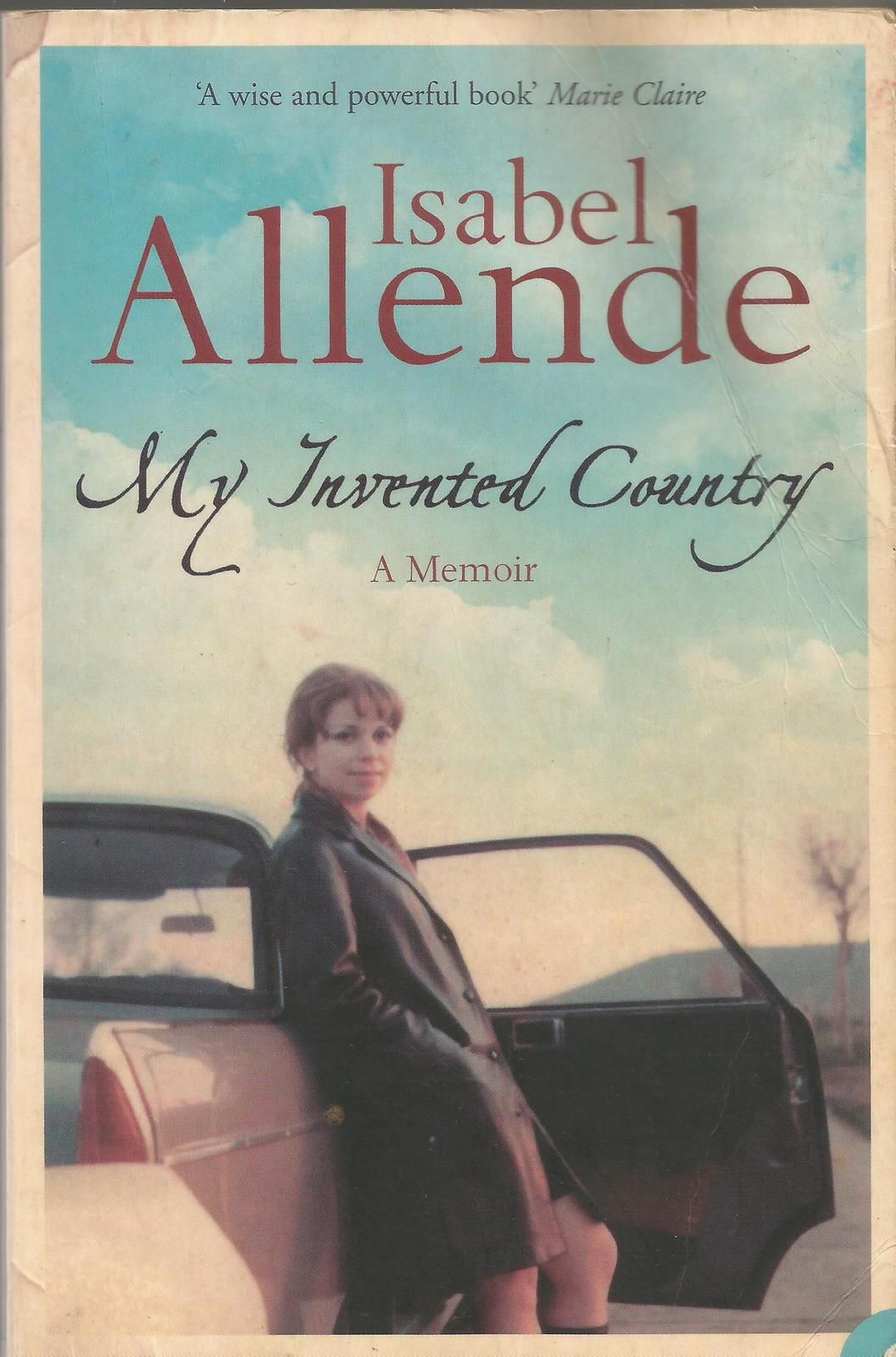 My Invented Country - A Memoir by Isabel Allende - Paperback - S ...