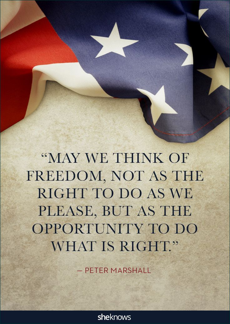 Patriotic Quotes Pleasing 25 Quotes About America That'll Put You In A Patriotic Mood . Review