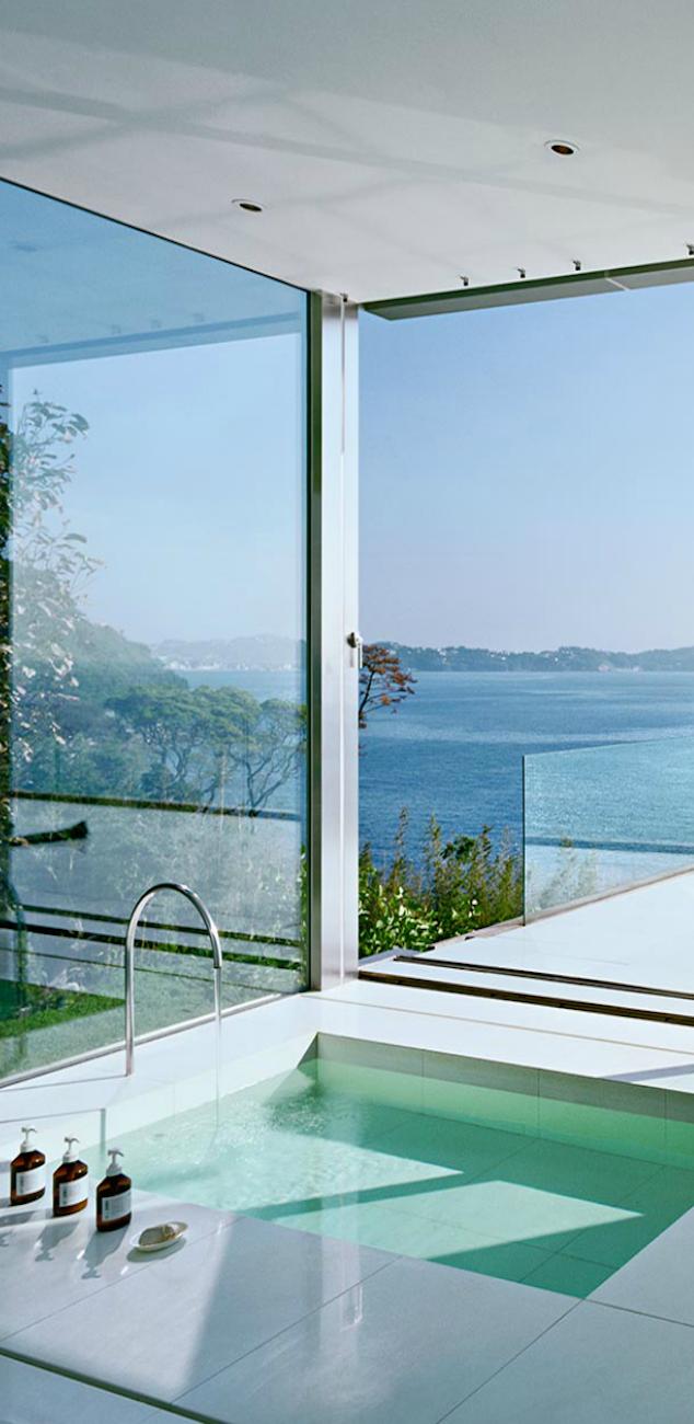 Badezimmerdesign mit jacuzzi top  des salles de bain de rêve dans lesquelles on aurait envie d