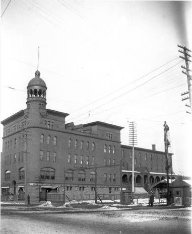 Hotel Edison Schenectady Ny Http Cdm16694 Contentdm Oclc Org