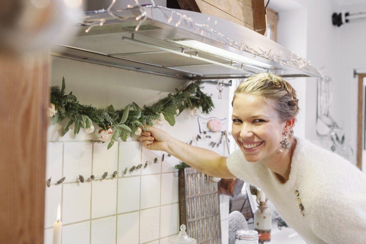 Theresas Küche - White Christmas Party