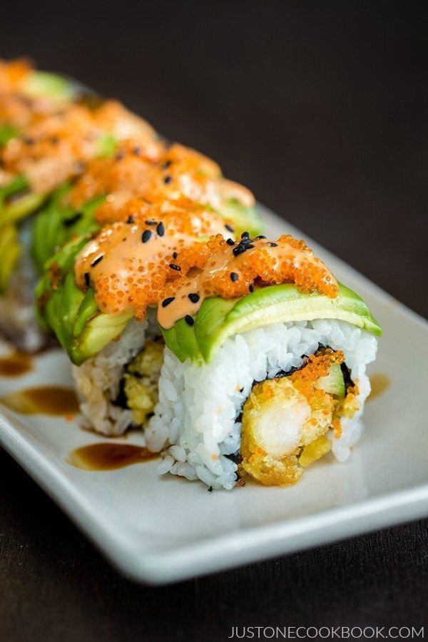 Dragon roll recipe dragon roll dragons and japanese asian food recipes dragon roll easy japanese forumfinder Images