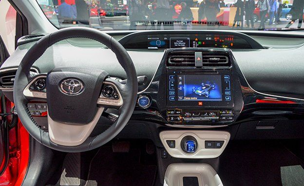 2016 Toyota Prius The Game Changer Is All New Toyota Prius