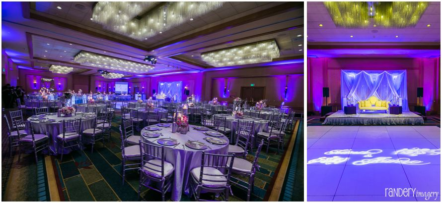 The Sheraton Cerritos Is Very Familiar With South Asian Weddings And Next Door To Center For Performing Arts