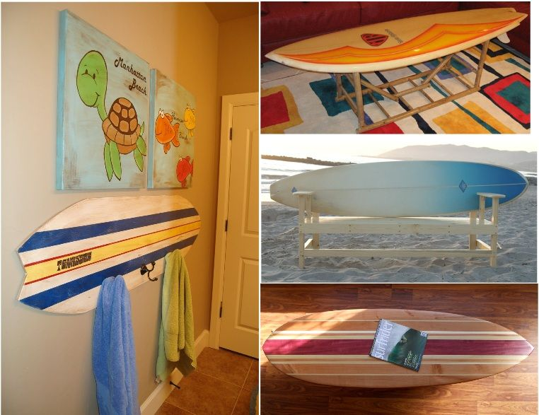 Pin By Stephanie Wesch On Repurpose Sports Equipment Surfing