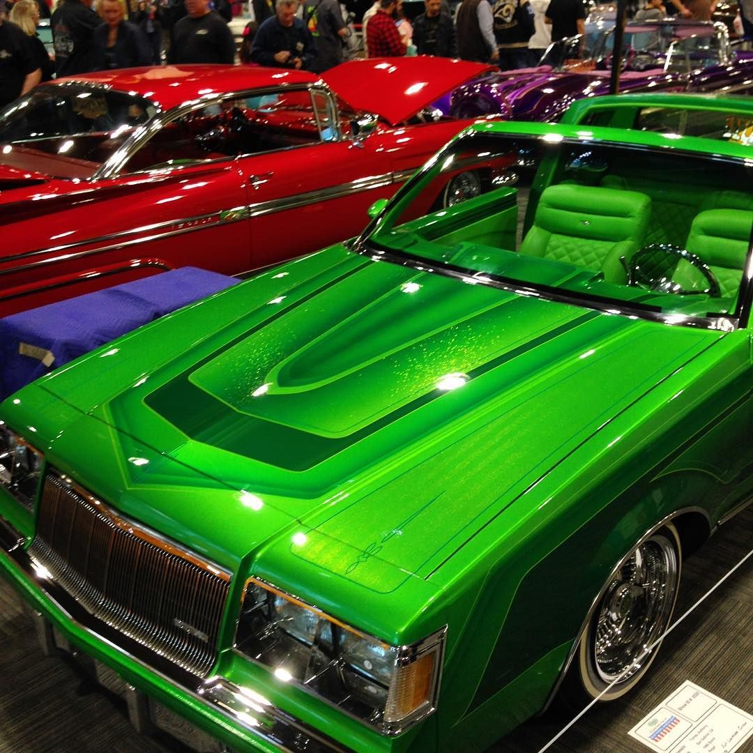 """""""At the GNRS"""" Custom cars paint, Candy paint cars"""