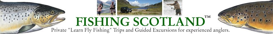 Fishing Scotland-Guided fly fishing