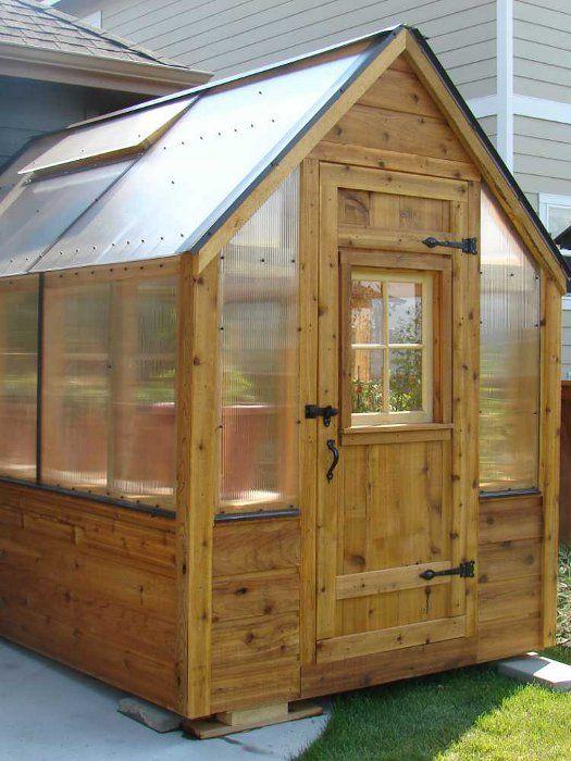 Frontier Rustic Designs | Gallery | Rustic greenhouses ...
