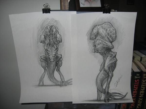 "Dream Catcher The Movie Image Result For Taheen ""dark Tower""  Drawings & Sketches"