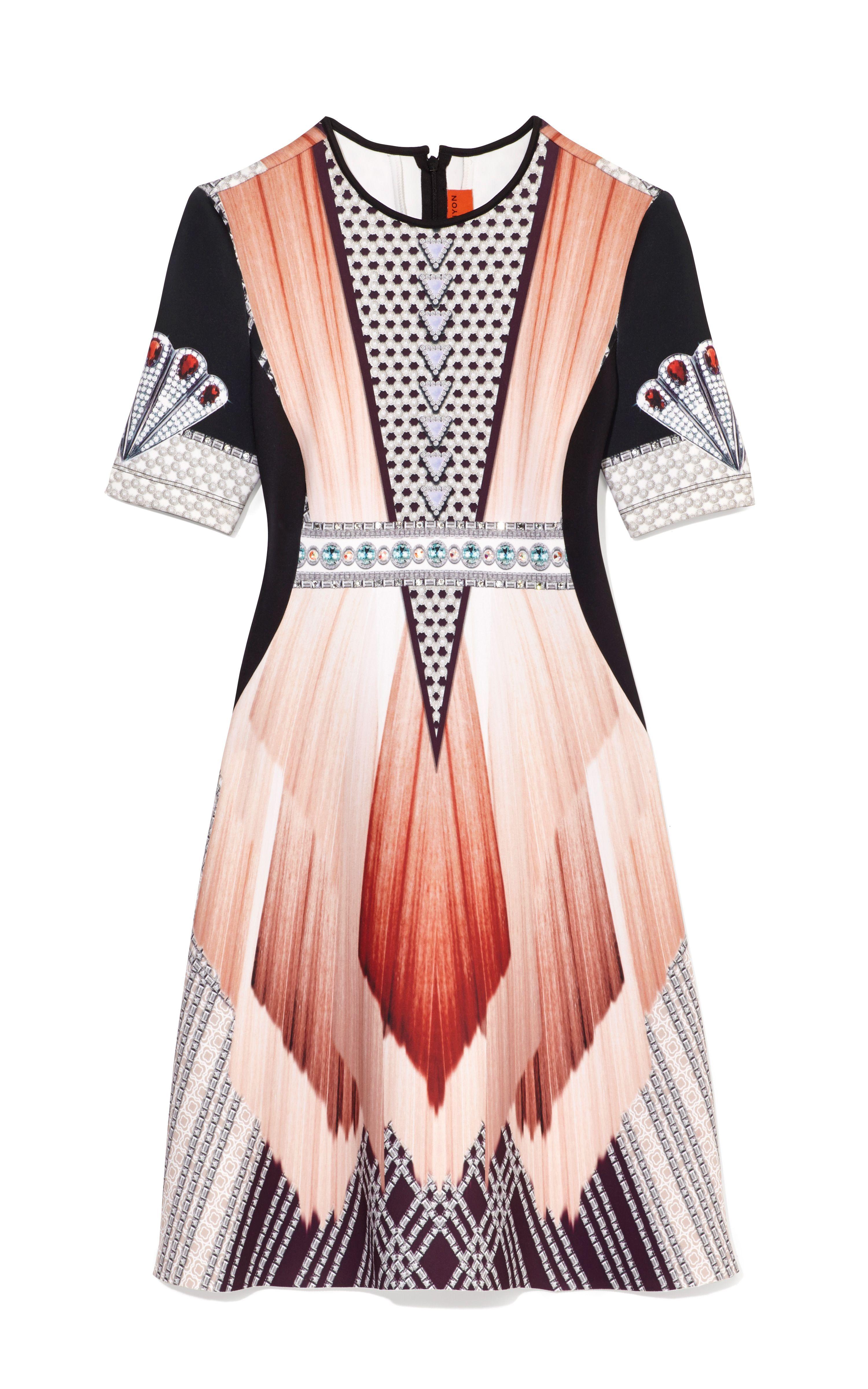 """Clover Canyon """"Ballerina Diamond"""" dress"""