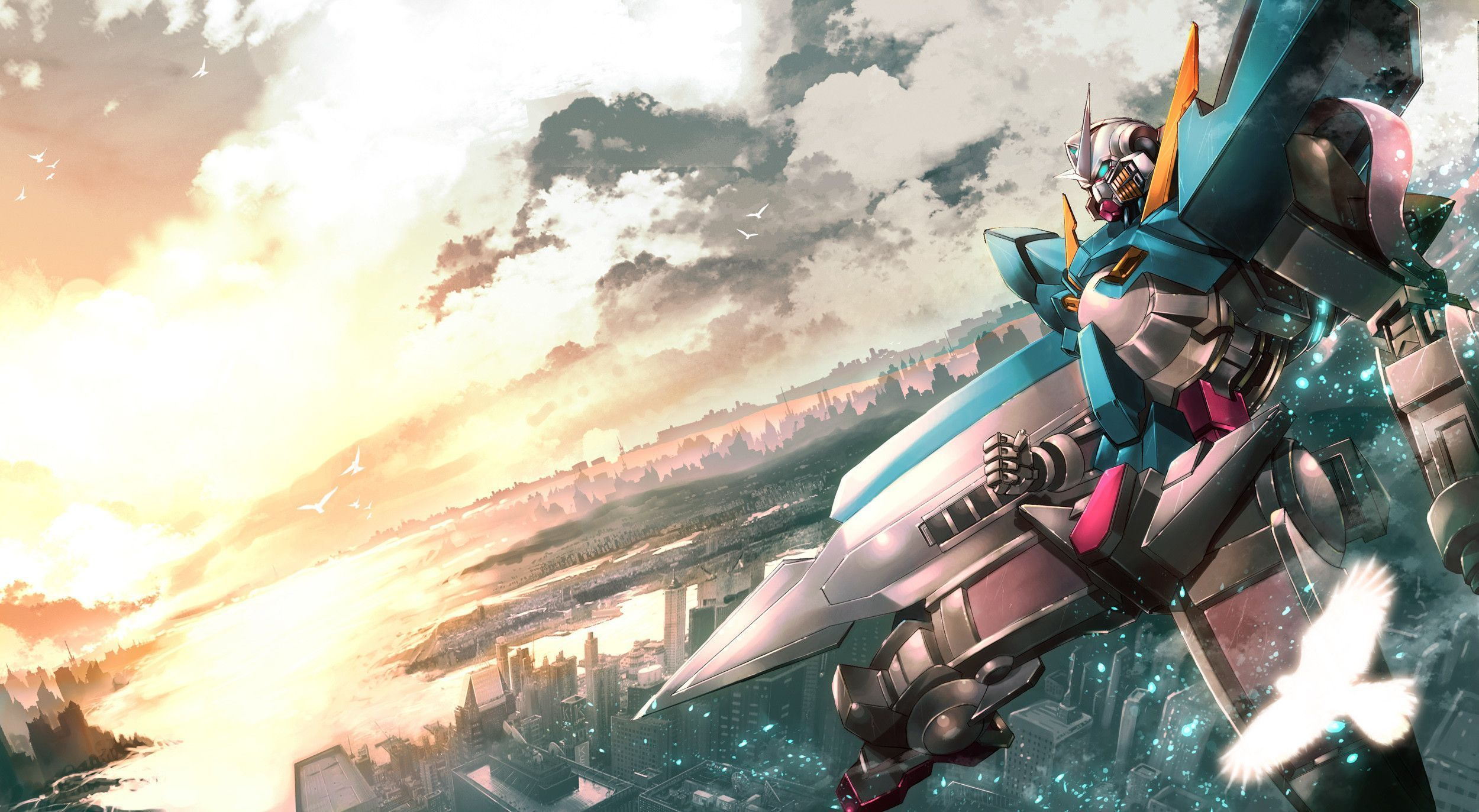164 Gundam Wallpapers Gundam Backgrounds Gundam
