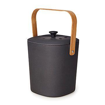 countertop composting bin