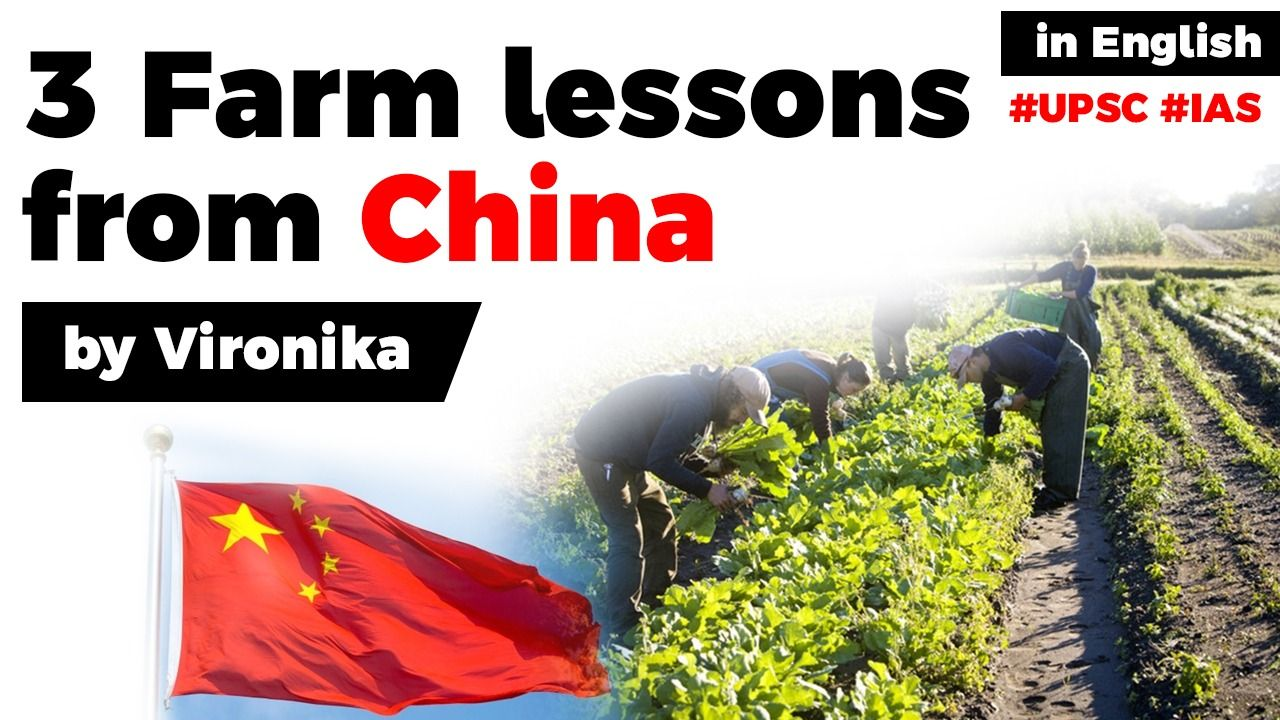 Farm lessons from China Burning Issues Free PDF