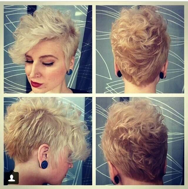 Fabulous cut and color!