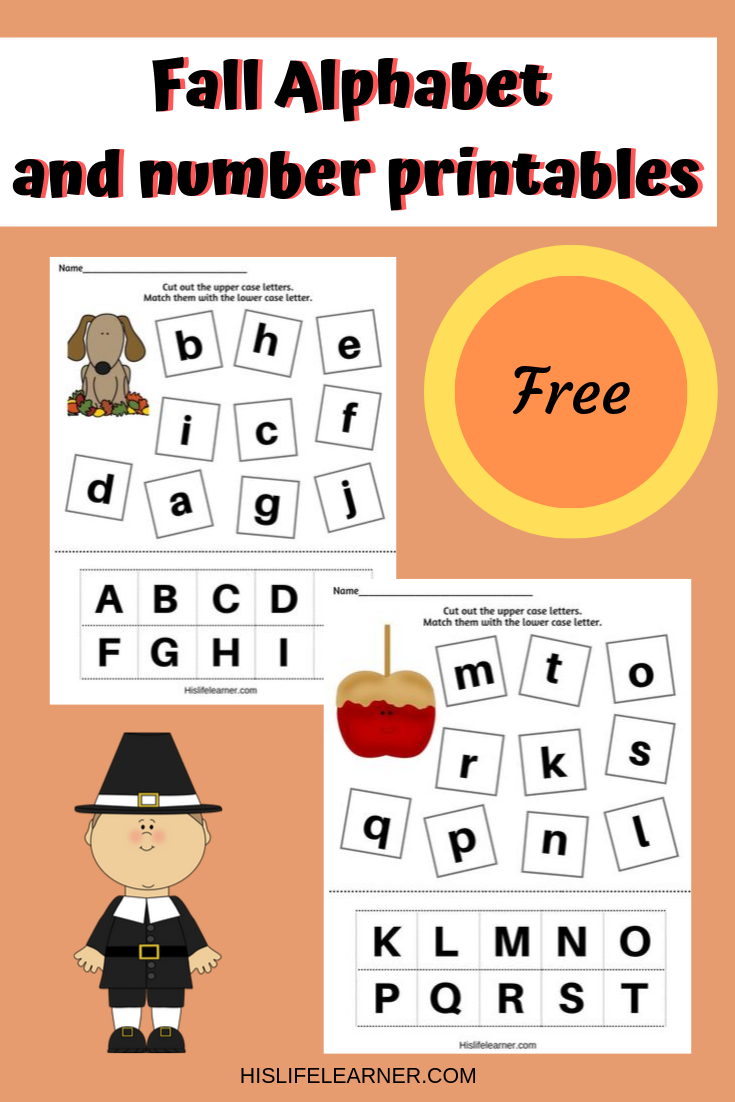 Free Fall Alphabet And Number Printables Free Alphabet Printables Printable Numbers Alphabet [ 1102 x 735 Pixel ]