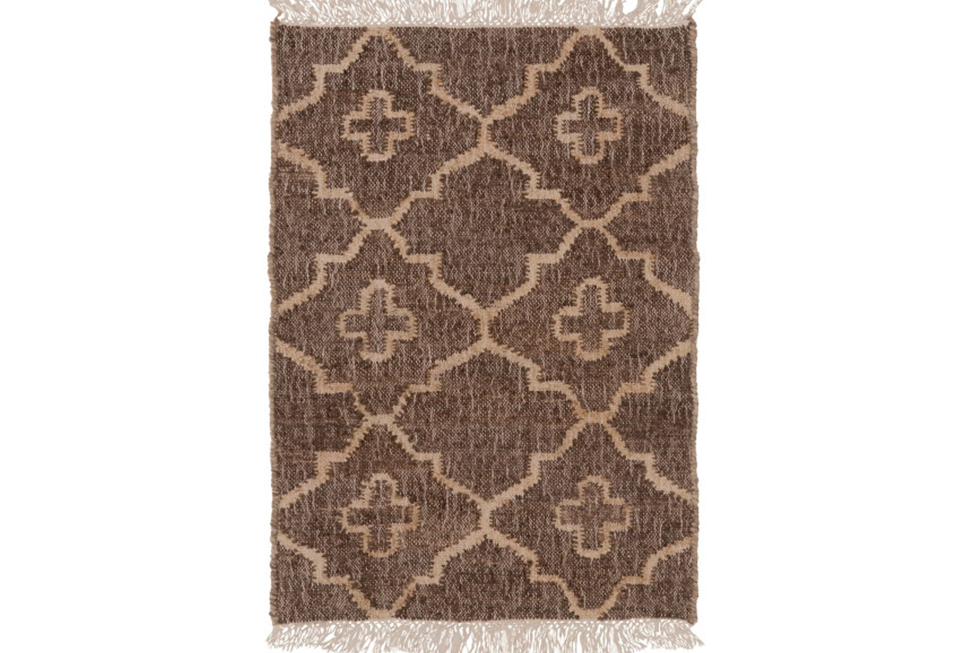 96x120 Rug Clave Chocolate Natural Fiber Area Rug Rugs Area Rugs