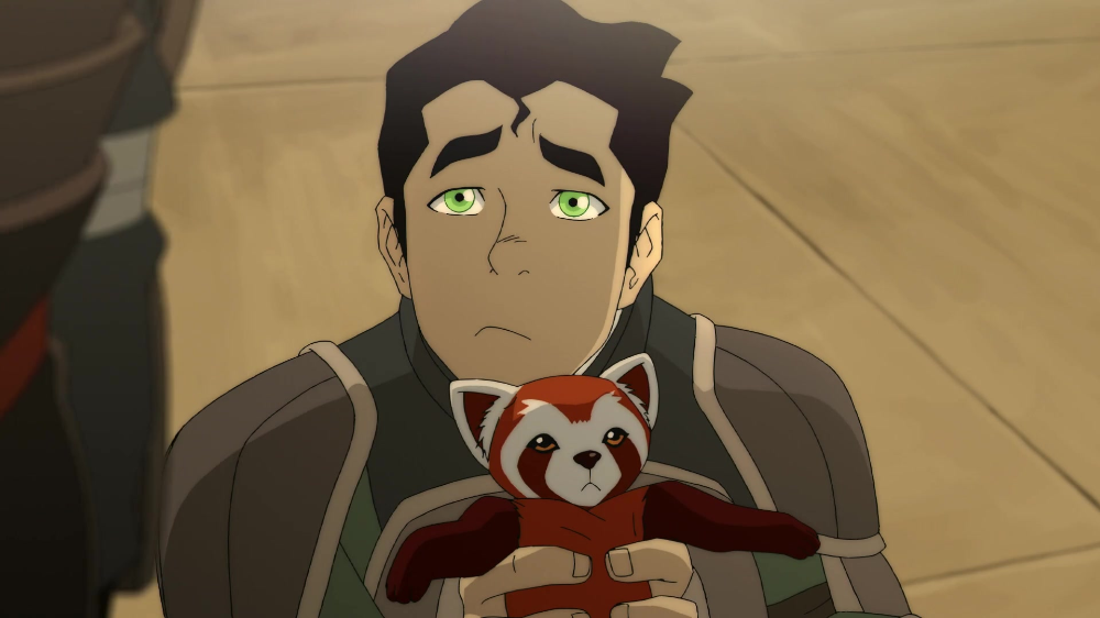 Television Screencap Image For The Legend of Korra Season 1 | Fancaps.net |  Legend of korra, Bolin legend of korra, Korra