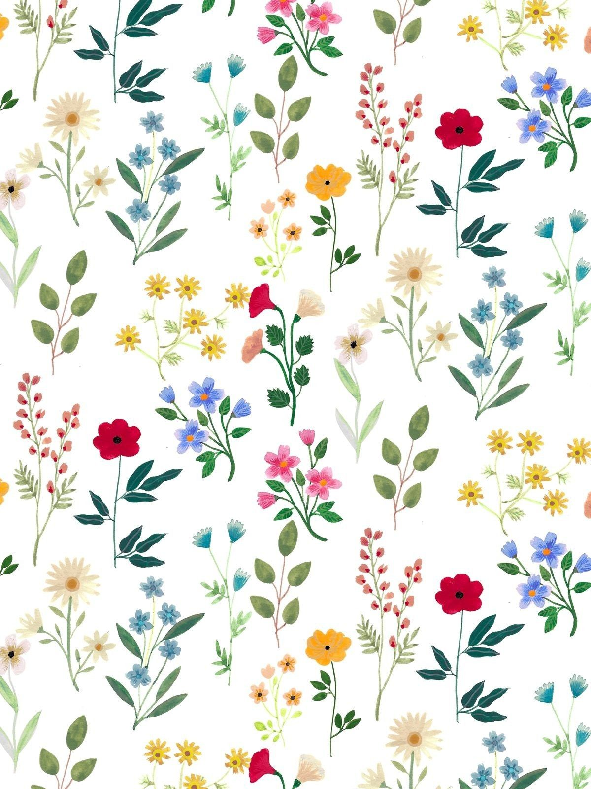 Idea By Kimberly Mitchell On Wallpaper Spring Wallpaper Floral