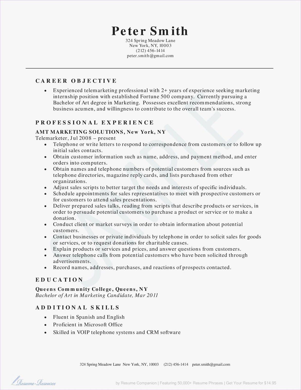 unique resume titles interesting resume titles 2019 unique