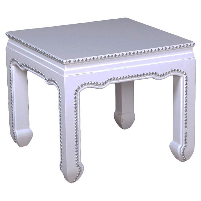 Angelica End Table - Beverly Hills Bungalow on Joss & Main