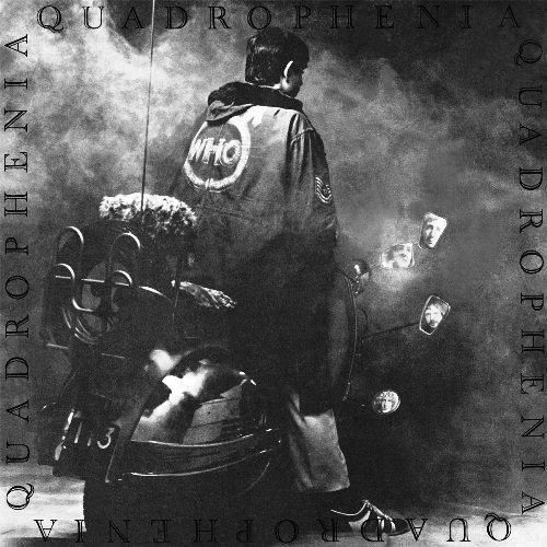 Quadrophenia By The Who 1973 Rock Album Covers Album Cover Art Classic Rock Albums