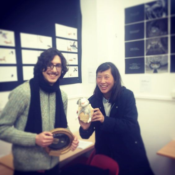 Caroline Lee et Lounis Ould Khaled récompensés par le jury des 101 heures du livre jeunesse.