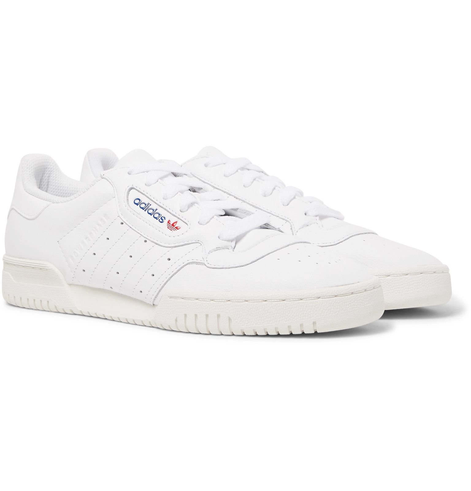 adidas Consortium Powerphase Leather Sneakers   Leather