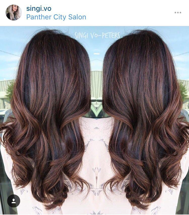 Dimensional Brunette Dark Hair Dye Perfect Hair Hair