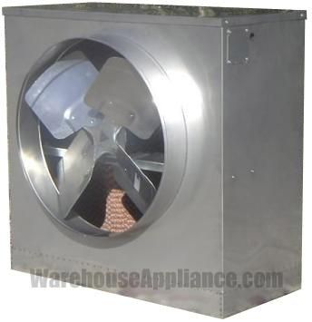 Solar Chill Cooler 24 Inch Fan 12vdc Cooling Techniques Passive Cooling Evaporative Cooler