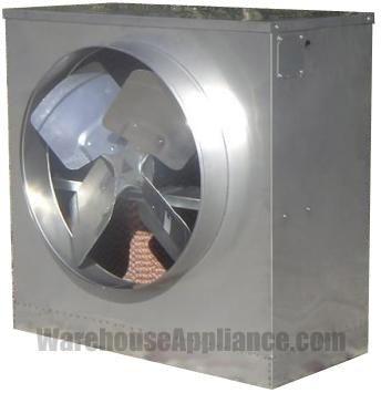 Solar Chill Cooler 24 Inch Fan 12vdc Cooling Techniques Passive Cooling Evaporative Cooler