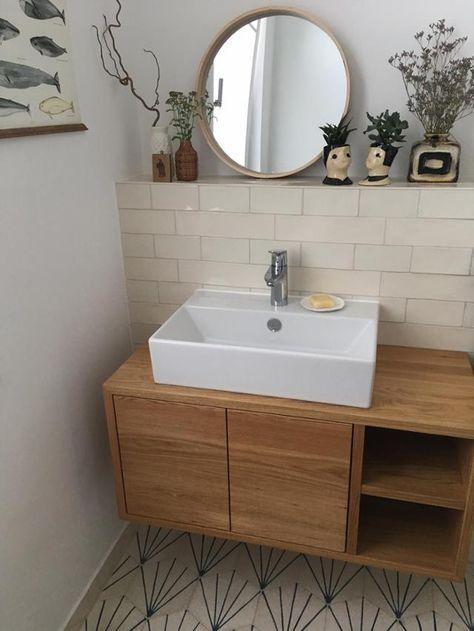 Photo of Un piccolo sguardo nel bagno degli ospiti #hygge #bagno # …