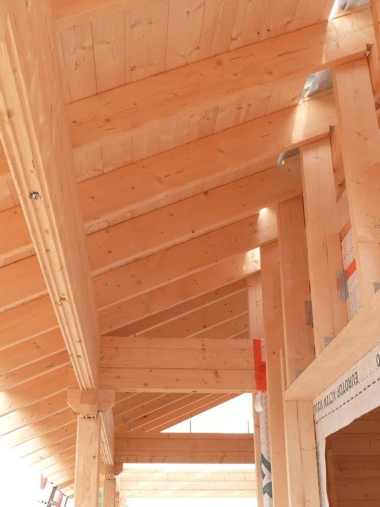 Maison En Bois. Http://autoconstruction. CrayonRadial Arm SawPanellingWooden  Houses