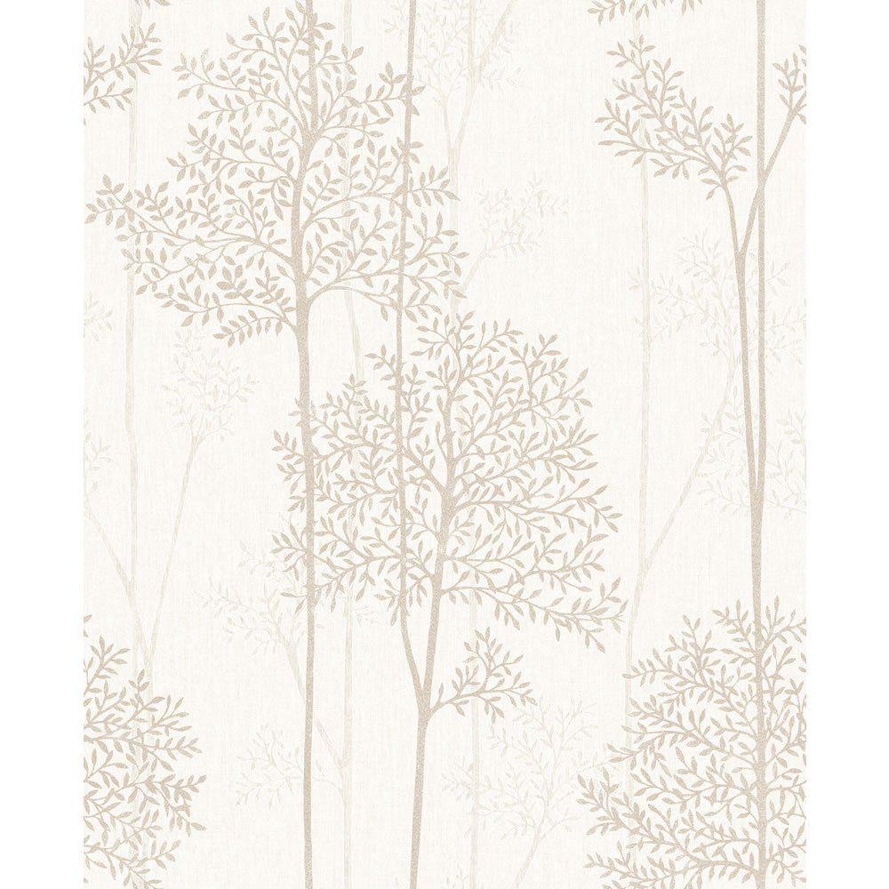 Superfresco Easy Wallpaper Eternal Cream and Gold Cream
