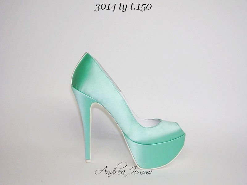 Scarpe Da Sposa Color Tiffany.Scarpe Sposa Color Tiffany Tacco 15 Www Andreaiommi It