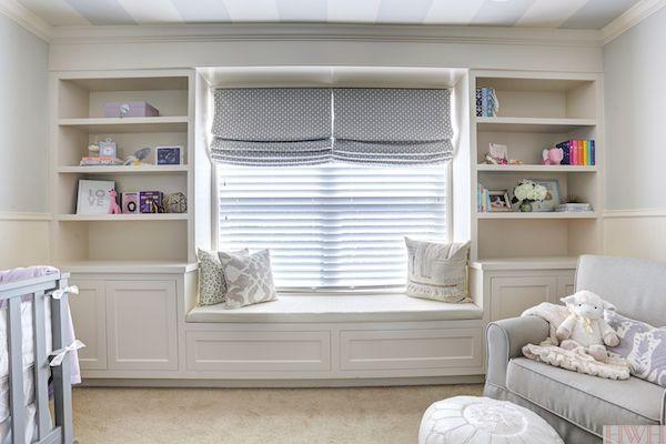 Playroom Bookshelves Diy