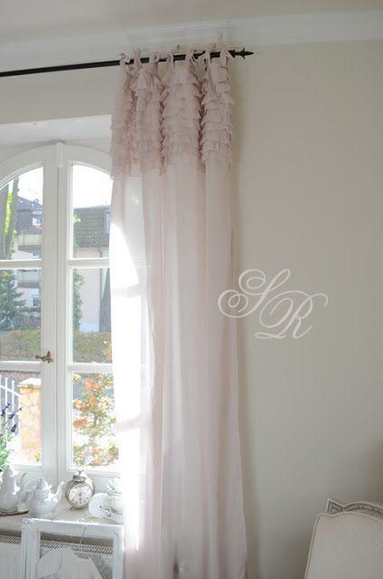 gardinen handmade in 2018 pinterest gardinen pastell wohnzimmer und schlafzimmer mit. Black Bedroom Furniture Sets. Home Design Ideas