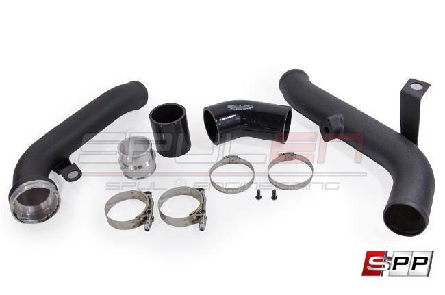 Spulen Boost Tube Kit, For 2 0TSI - (For Stock K03 Turbo) | Products