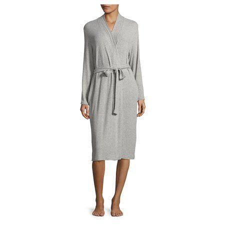 Photo of Natori – N Natori Women's Soho Brush Robe – Walmart.com