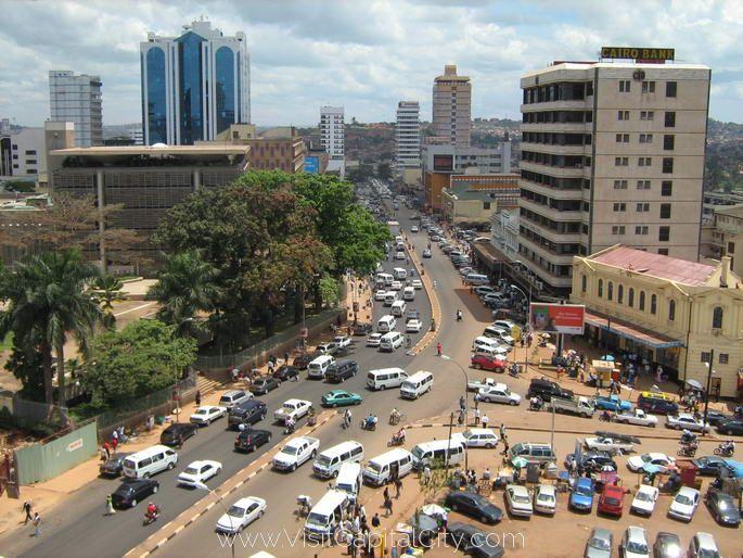 Kampala, capital city of Uganda | Uganda africa, Uganda, Kampala