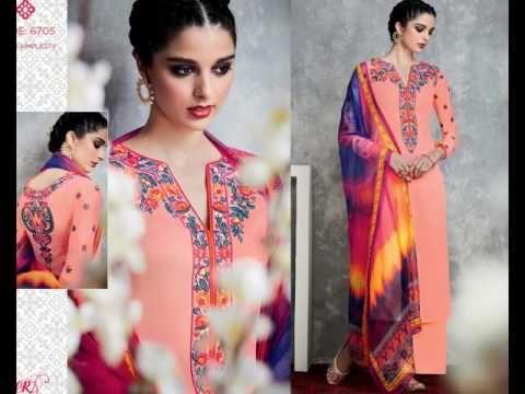 d2a65a6167 Kimora Fashion Heer 18 designer collection | SURAT TEXTILE BAZAAR ...