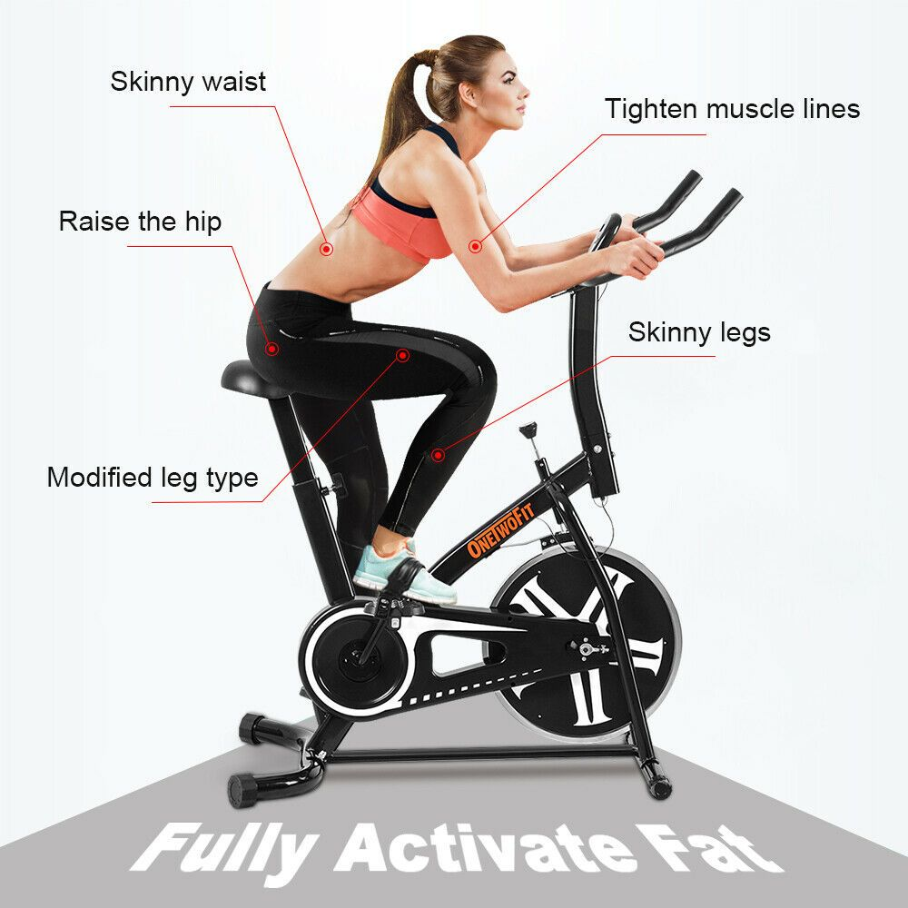 Sponsored Ebay Bicycle Cycling Fitness Exercise Stationary Bike
