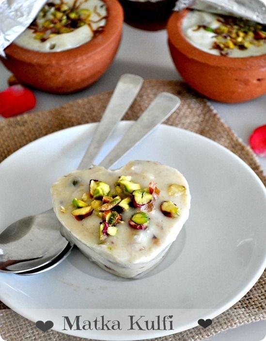 Pin By Mrs Faizan On Sweets Food Indian Food Recipes Kulfi