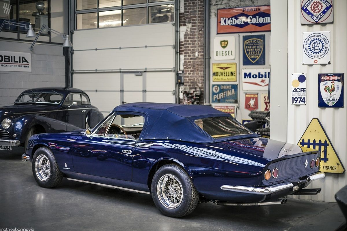 1969 Ferrari 365 Gt 2 2 California Spyder Conversion Classic Driver Market Ferrari For Sale Ferrari Ferrari Italia
