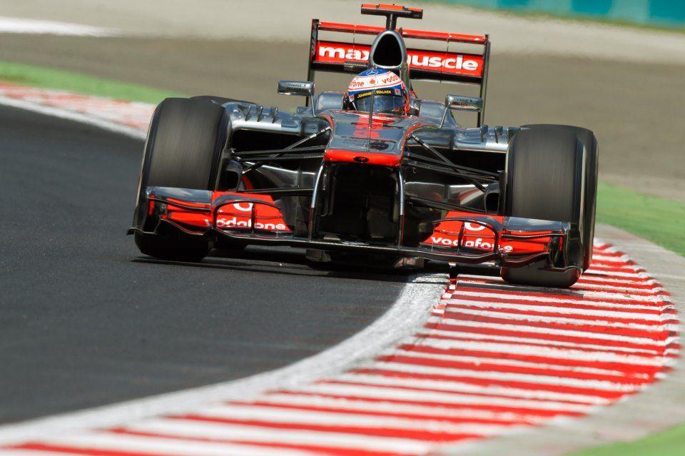 McLaren 2012