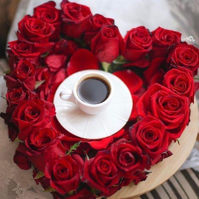 الحب حرفان صنعا المستحيل ليكون الحاء هو الحياة والباء هو البقاء إنه بقاء الحياة Coffee Love Good Morning Coffee Coffee Time