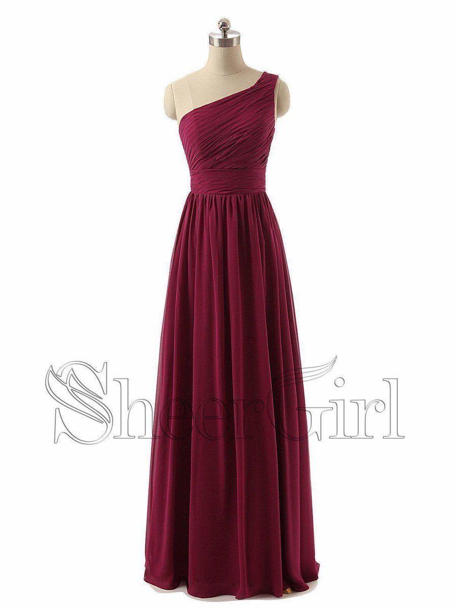 Bridesmaid Dresses maroon bridesmaid dresses