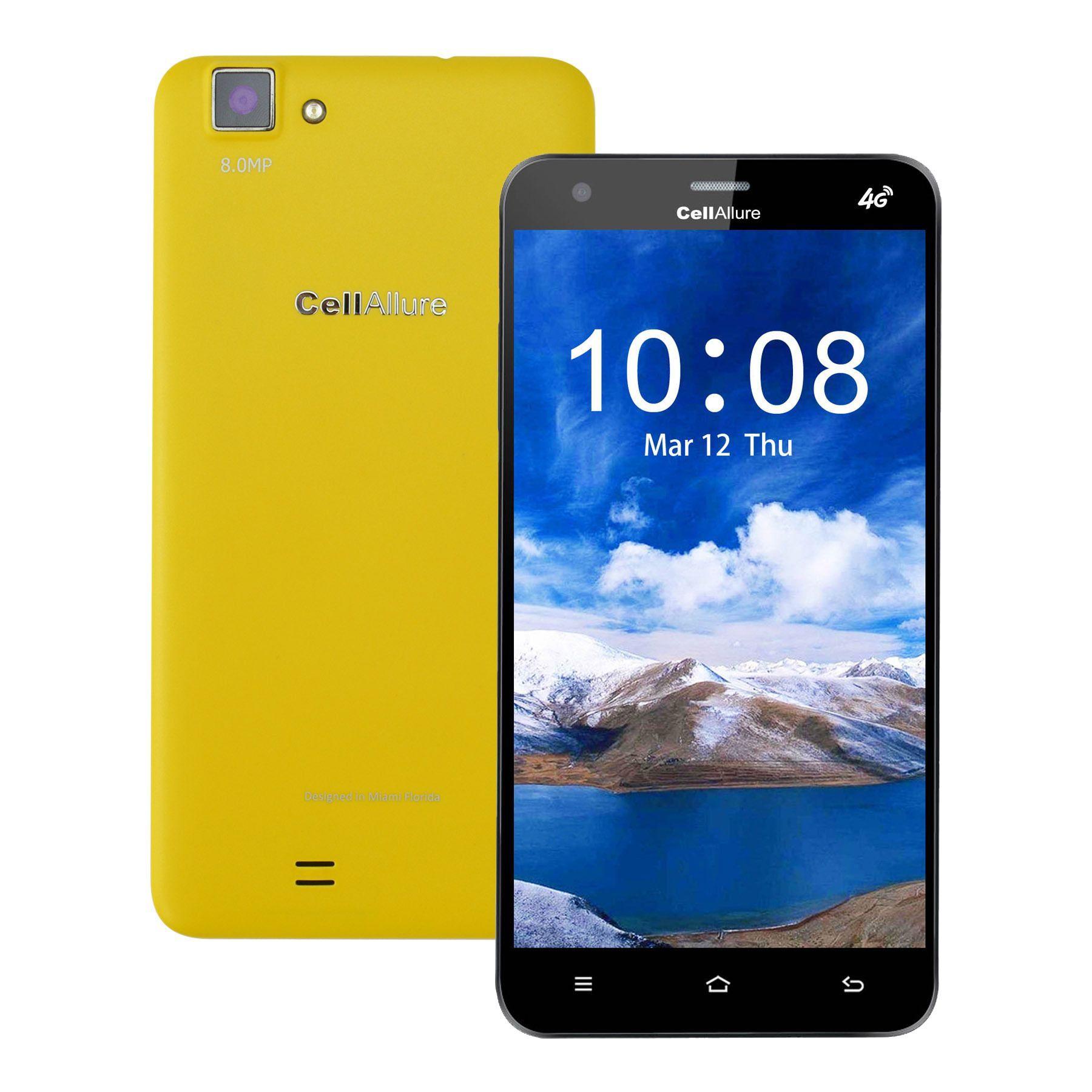 CellAllure Cool 5.5 OGS/ Dual SIM/ 4G HPSD+/ 5.5inch